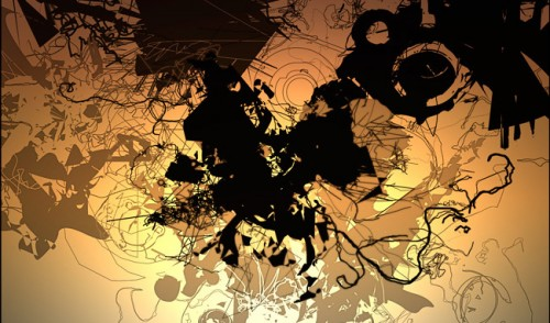 5 Abstract Brushes for Photoshop
