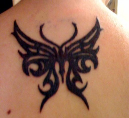 Underworld Butterfly Tattoo