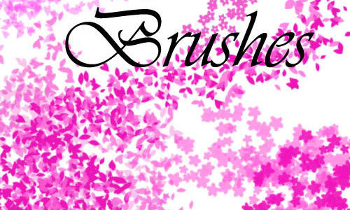 Best Free Sakura Brushes