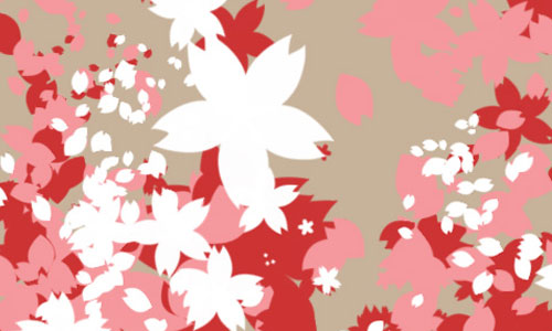 Free Cherry Blossom Brushes