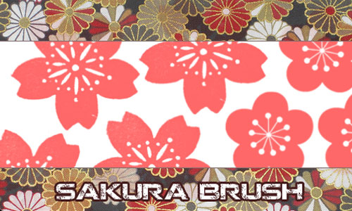 Sakura Brush