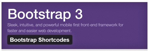 Bootstrap Shortcodes