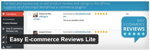 Easy E-commerce Reviews Lite
