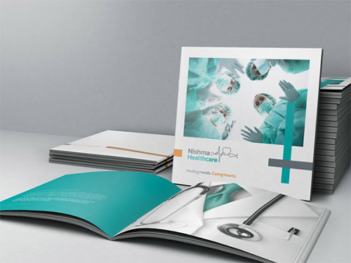 Medical - Healthcare Profile Brochure