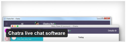 Chatra Live Chat Software