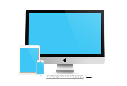Apple Screen MockUps