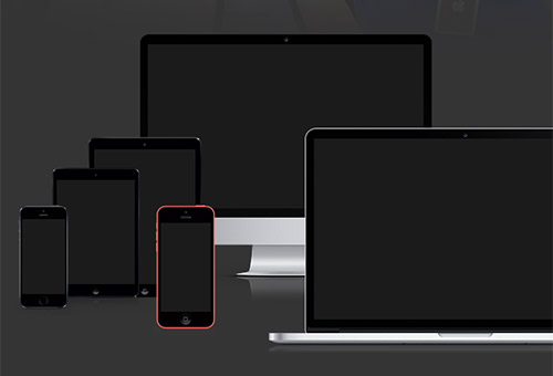 Free Download Apple Devices Mockup